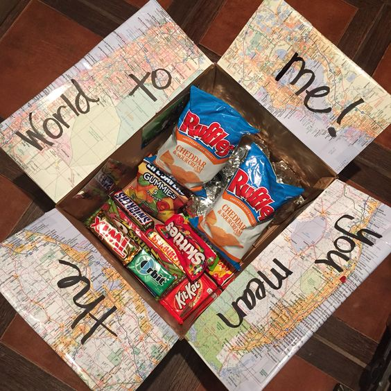 World to Me Hamper