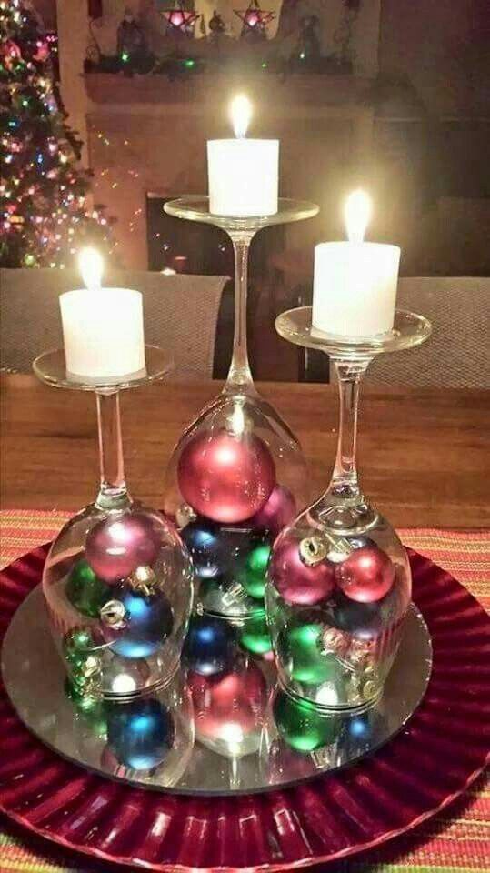 Cloche Candle Holders