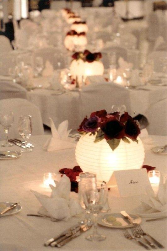 Floral Lanterns