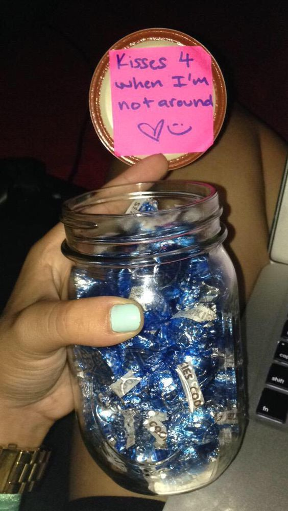 Jar of Kisses