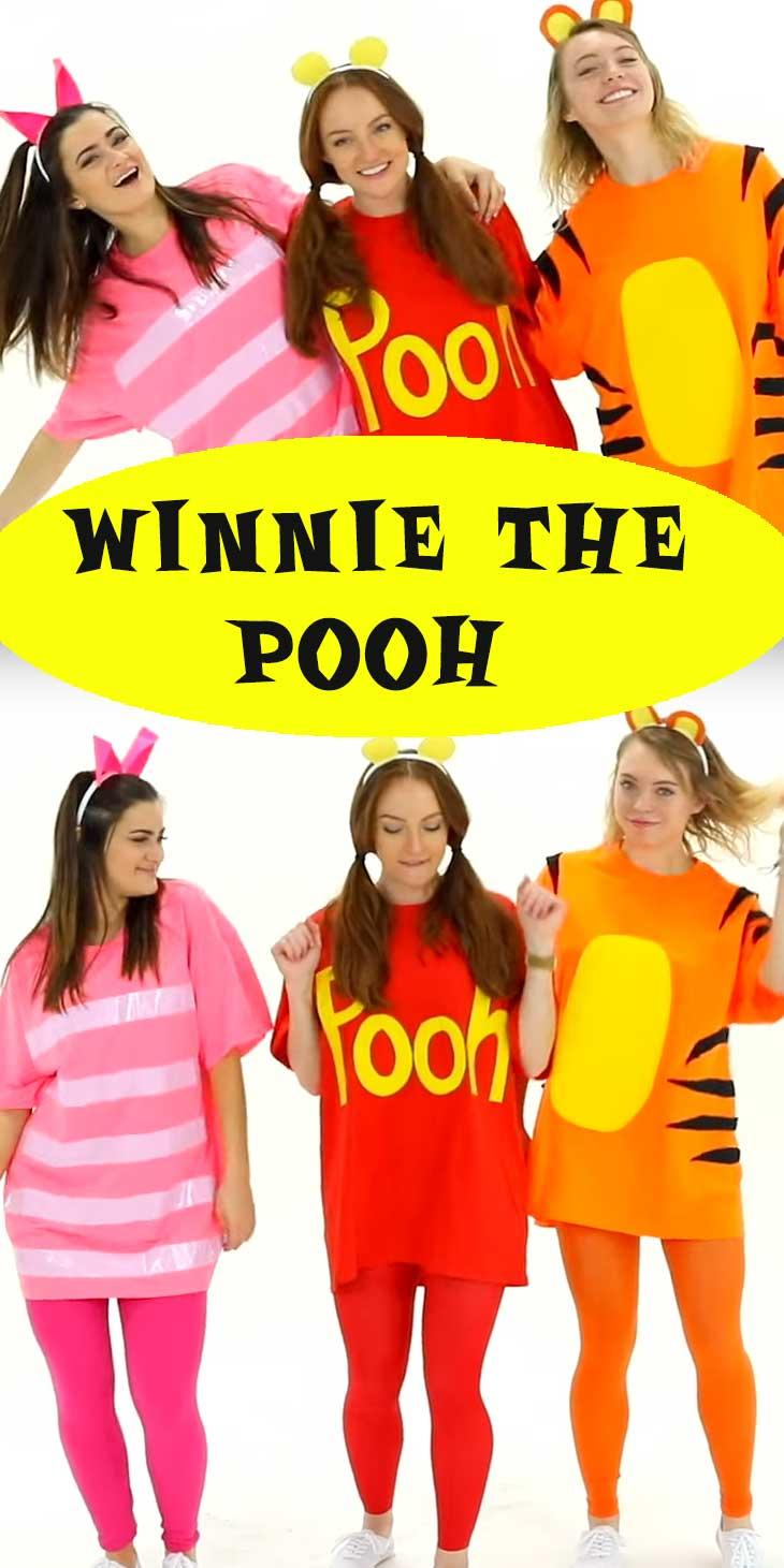 53cfa469b8d9 Awesome Halloween Costume Ideas for Bestfriends - DIY Cuteness