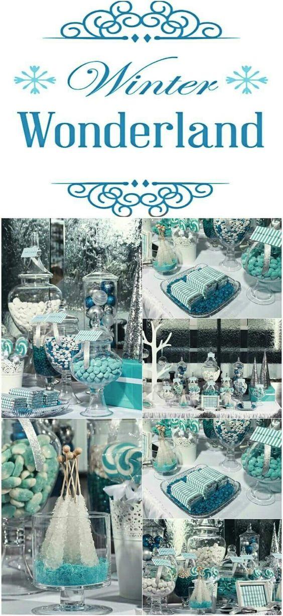 Blue & White Theme