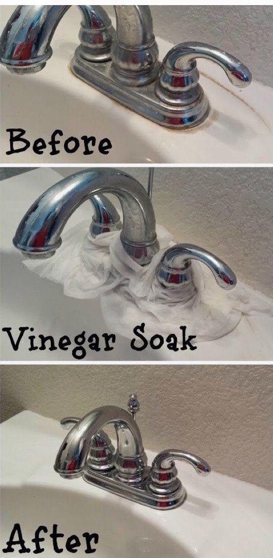 Vinegar Soak