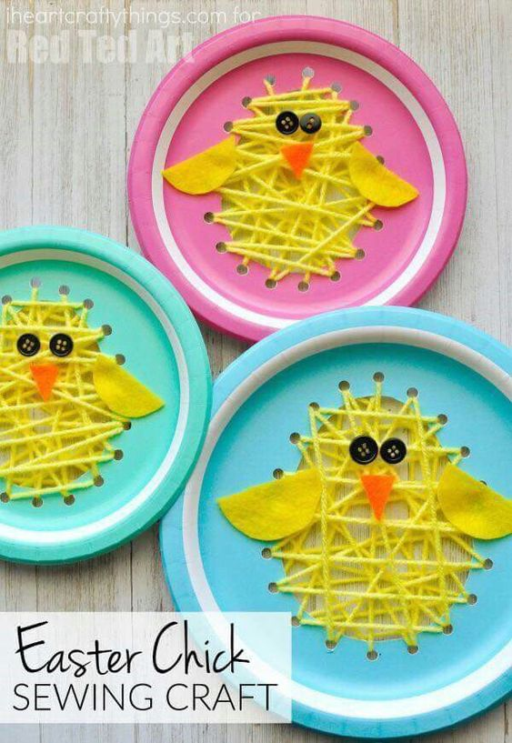 Yarn Chicks
