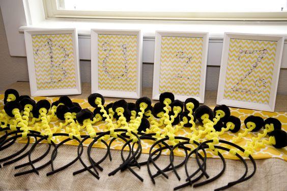 Bee Headbands