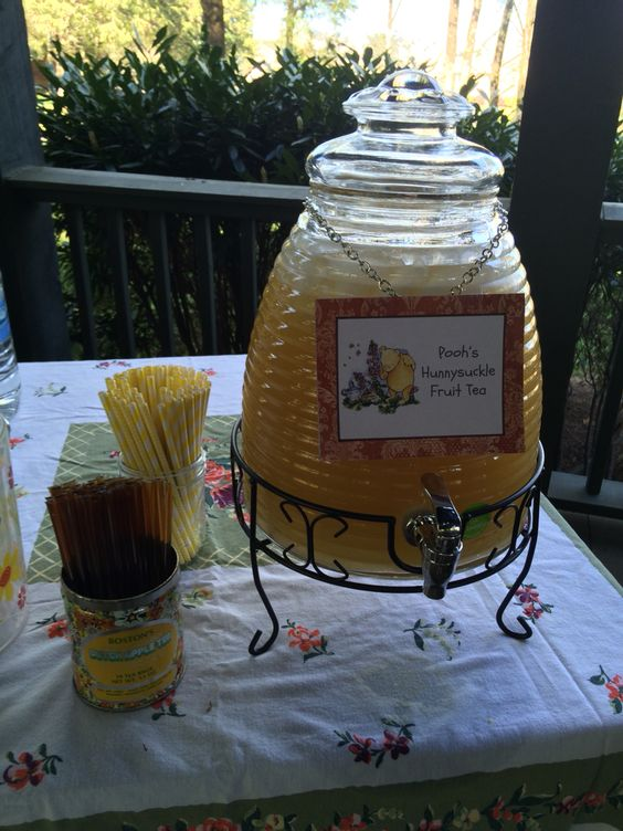 Honeysuckle Fruit Tea
